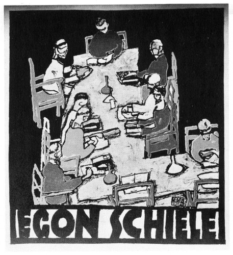 Egon Schiele, catalogue
