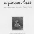 A Poison Tree and other poems
