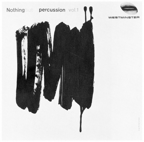 Nothing but Percussion, vol. 1, record album cover