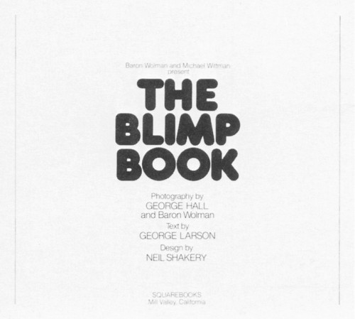 The Blimp Book