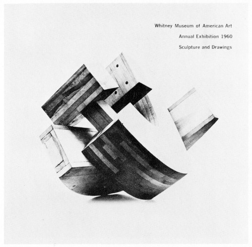 Whitney Museum of American Art Annual Exhibition 1960