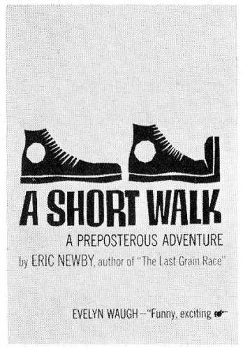 A Short Walk, book jacket