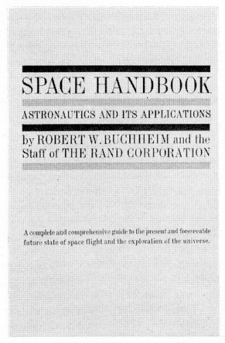 Space Handbook, book jacket