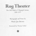 Rag Theater