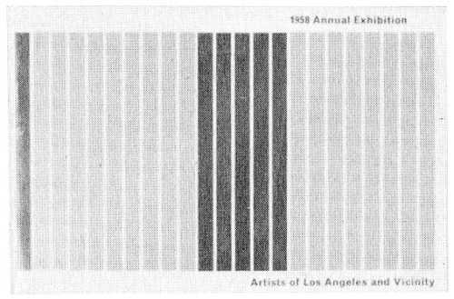 1958 Annual Exhibition—Artists of Los Angeles and Vicinity