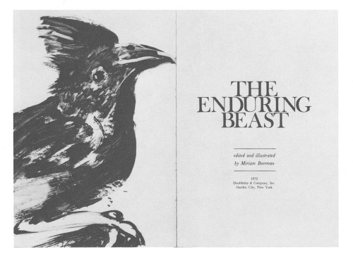 The Enduring Beast