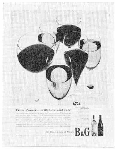"""B & G from France…with Love and Care"""