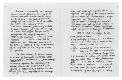 Lawrence Halprin: Notebooks 1959–1971