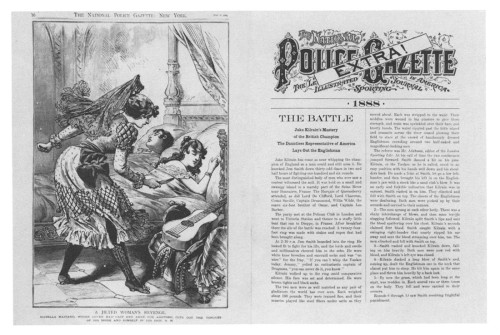 The Police Gazette