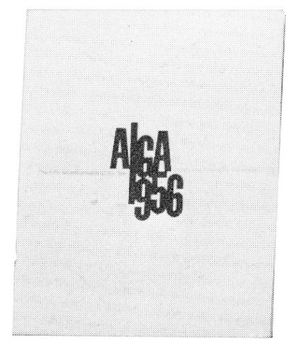 AIGA 1956 Design & Printing for Commerce Catalogue