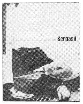 Serpasil Rehabilitation of the Alcoholic