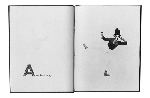 The Marcel Marceau Alphabet Book