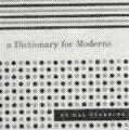A Dictionary for Moderns