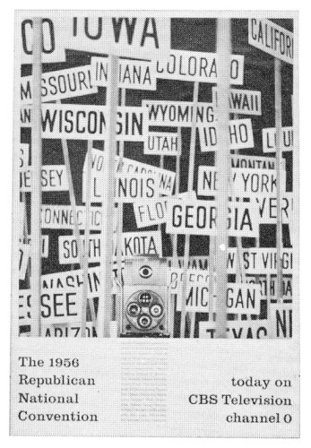"""The 1956 National Republican Convention"""