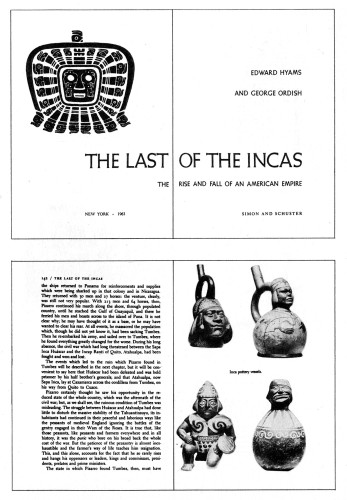 The Last of the Incas
