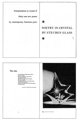 Poetry in Crystal