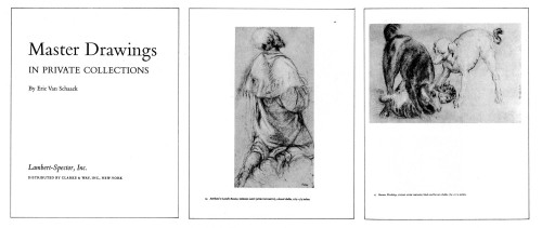 Master Drawings in Private Collections