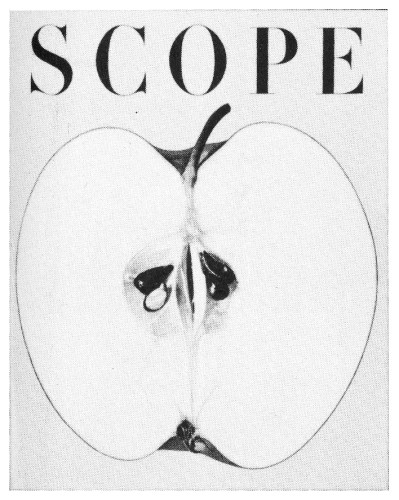 Scope (Fall, 1955)