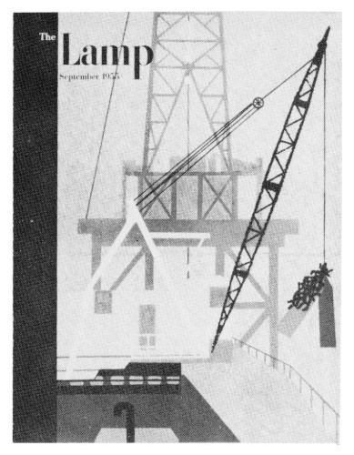 The Lamp—September 1955
