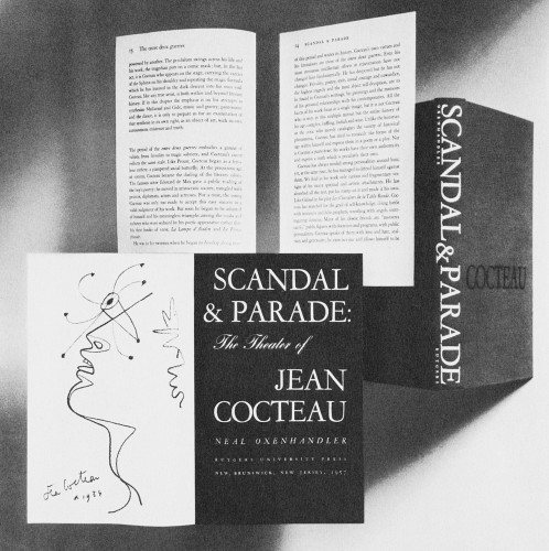 Scandal and Parade, The theater of Jean Cocteau