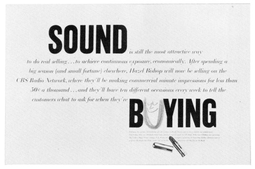 """Sound…Buying"""