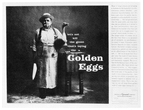 """Golden Eggs"""