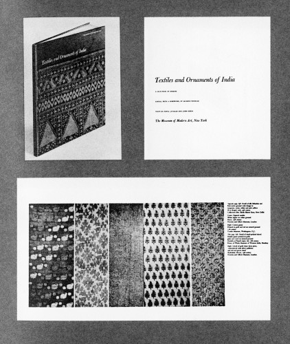 Textiles and Ornaments of India