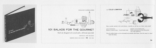 101 Salads for the Gourmet