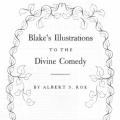 Blake's Illustrations to the Divine Comedy