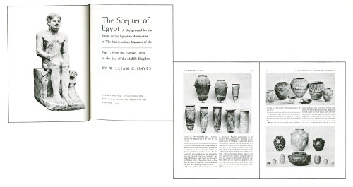 The Scepter of Egypt: Part I. From the Earliest Times to the End of the Middle Kingdom