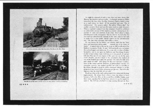The Western Maryland Railway Story