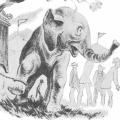 The Runaway Elephant