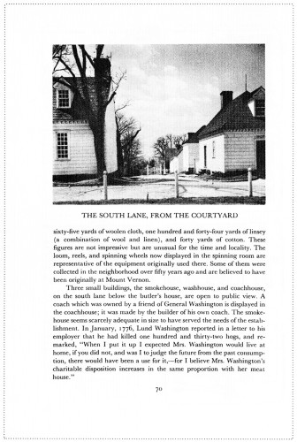 Mount Vernon, Virginia, an illustrated handbook