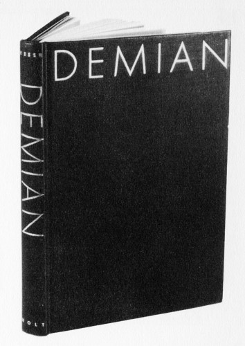 Demian, the story of a youth