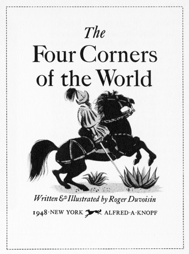 The Four Corner of the World