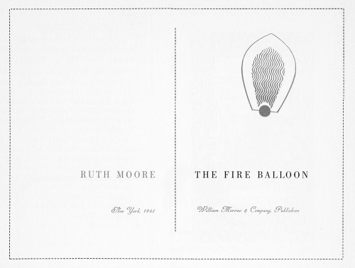 The Fire Balloon