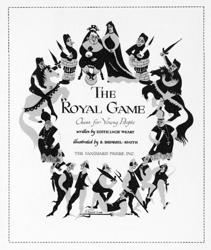 The Royal Game: chess for young people