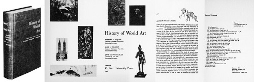 History of World Art