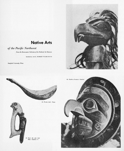 Native Arts of the Pacific Northwest, From the Rasmussen Collection of the Portland Art Museum