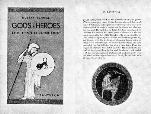 Gods & Heroes, Myths and Epics of Ancient Greece