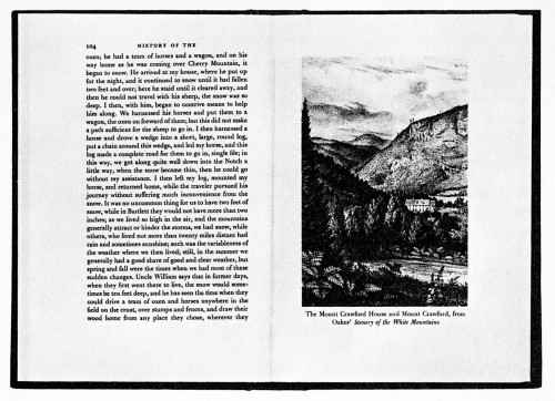 Lucy Crawford's History of the White Mountains