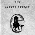 The Little Magazine, A History and a Bibliography