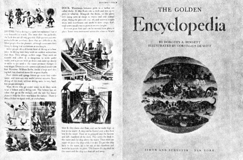 The Golden Encyclopedia