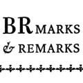 BR Marks & Remarks, The Marks by Bruce Rogers, et al., The Remarks by His Friends