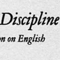 Freedom and Discipline in English, Report by the Commission on English