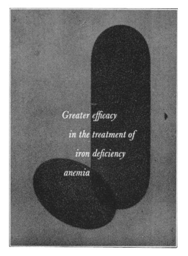 Greater efficacy in the treatment of iron deficiency anemia