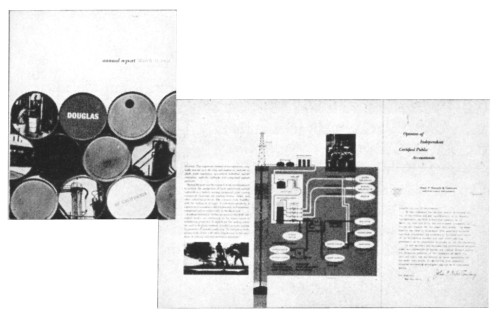 Douglas Oil Company of California Annual Report 1951