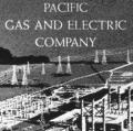 Pacific Gas and Electric Company Annual Report, 1950