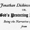 Jonathan Dickinson's Journal