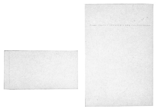 S.C. Johnson & Son, Inc. letterhead and envelope